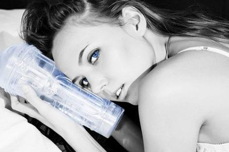 Fleshlight Ice Pure Girl Handheld