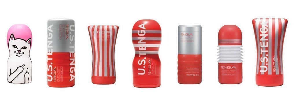 Tenga Cup Series Collection Cover