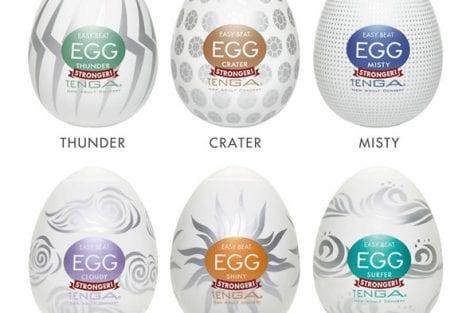 Tenga Egg Variety Pack Hard Boiled