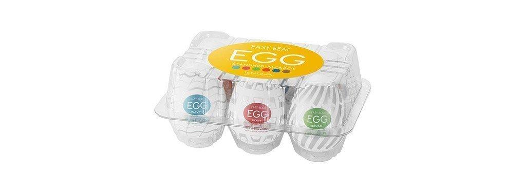 Tenga Eggs Collection Cover