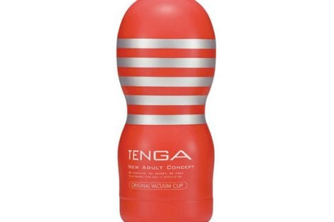 Tenga Sex Toy Original Vacuum Cup