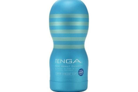 Tenga Sex Toy Original Vacuum Cup Cool Edition