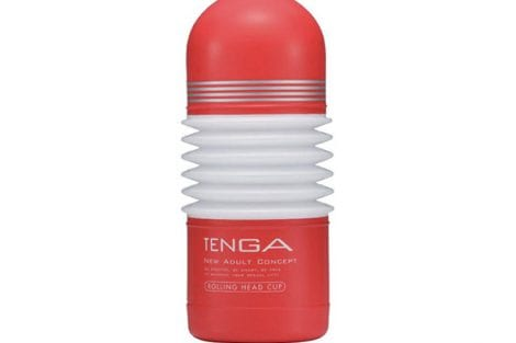 Tenga Sex Toy Rolling Head Cup