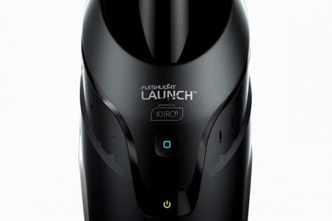 Fleshlight Launch Powered By Kiiroo Front