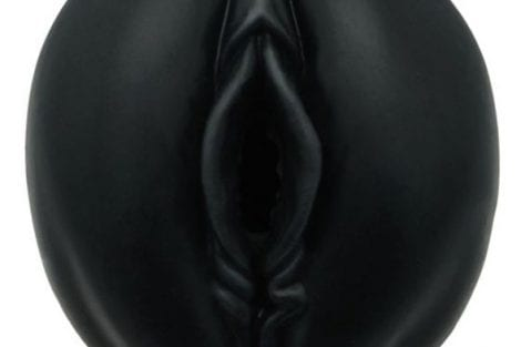 Lifetime Silicone Stroker Toy Black