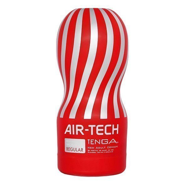 If You Want To Be Sucked Hard, The Tenga Air Tech Is Your Toy!
