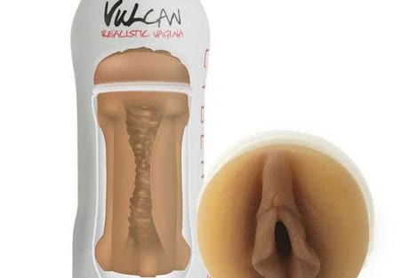 Vulcan-Masturbator Sex Toy