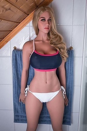 Blake Athletic Sex Doll
