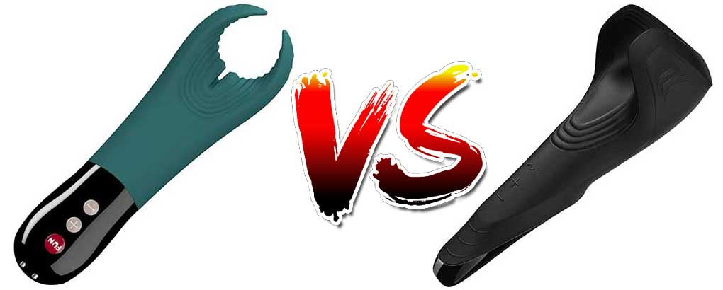 Manta VS Satisfyer Men Wand