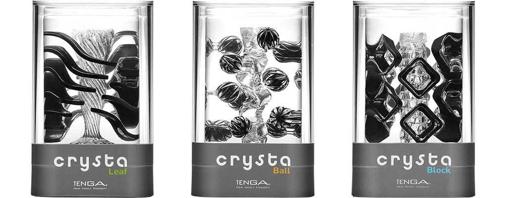 Tenga Crysta Toys Review