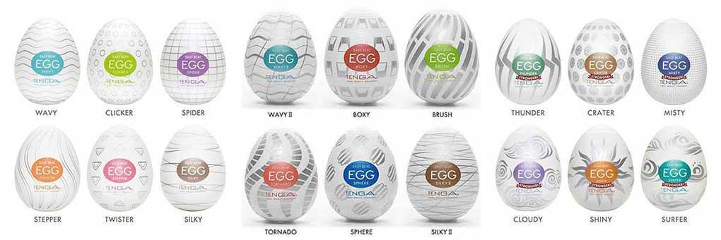 Tenga Egg Review