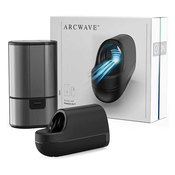 Arcwave Ion Review: The Future of Male Orgasms Is Female?