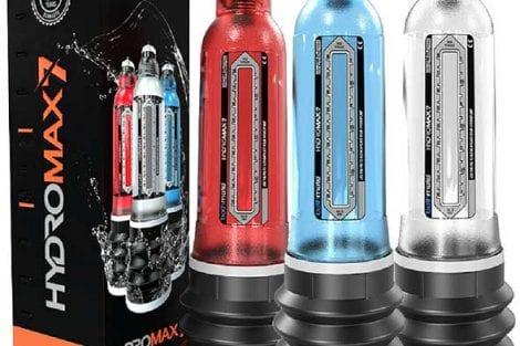 Bathmate Hydromax7 Pumps