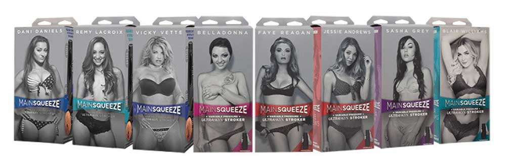 Main Squeeze Toy Series