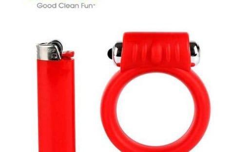 Tantus Vibrating C-Ring Size