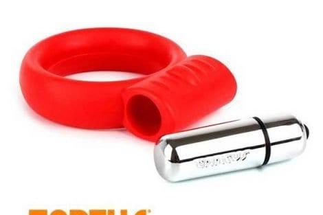 Tantus Vibrating C-Ring Vibrator