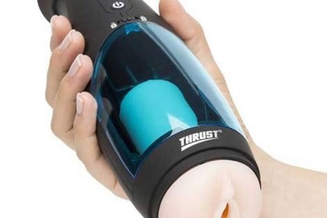 Thrust Pro Tech In Hand