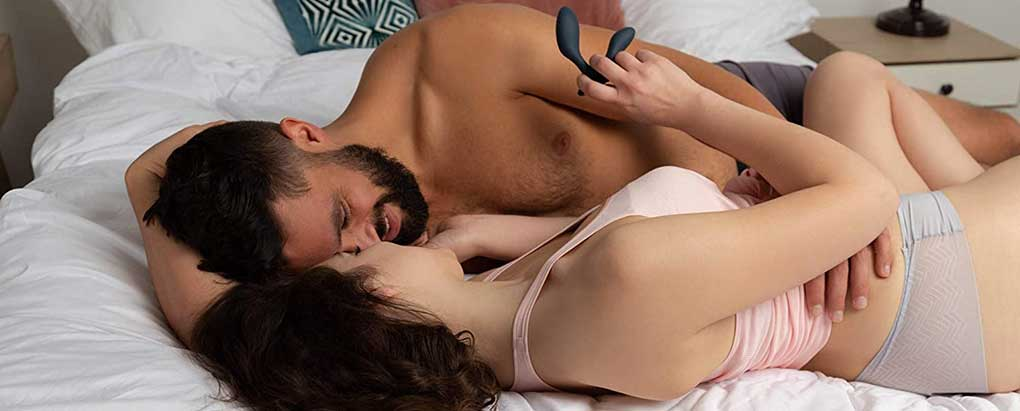We-Vibe Vector Couple Play
