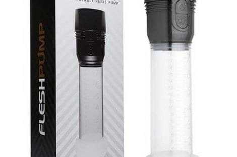 Fleshlight Fleshpump Toy Case