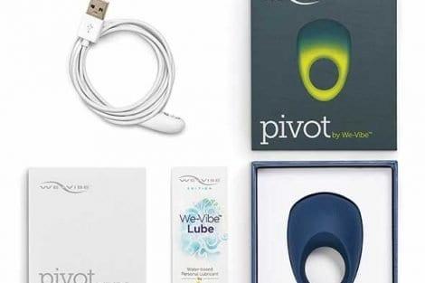 We-Vibe Pivot Box Content