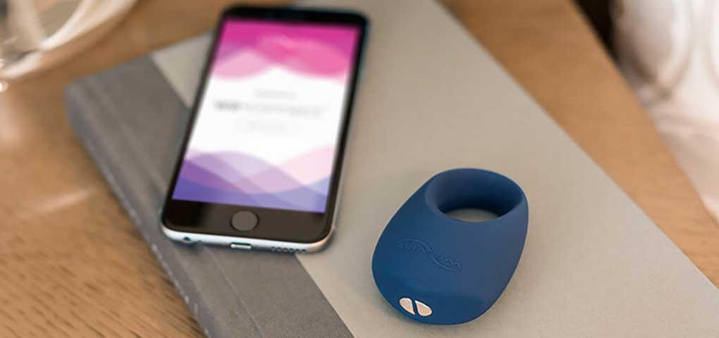 We-Vibe Pivot Phone App