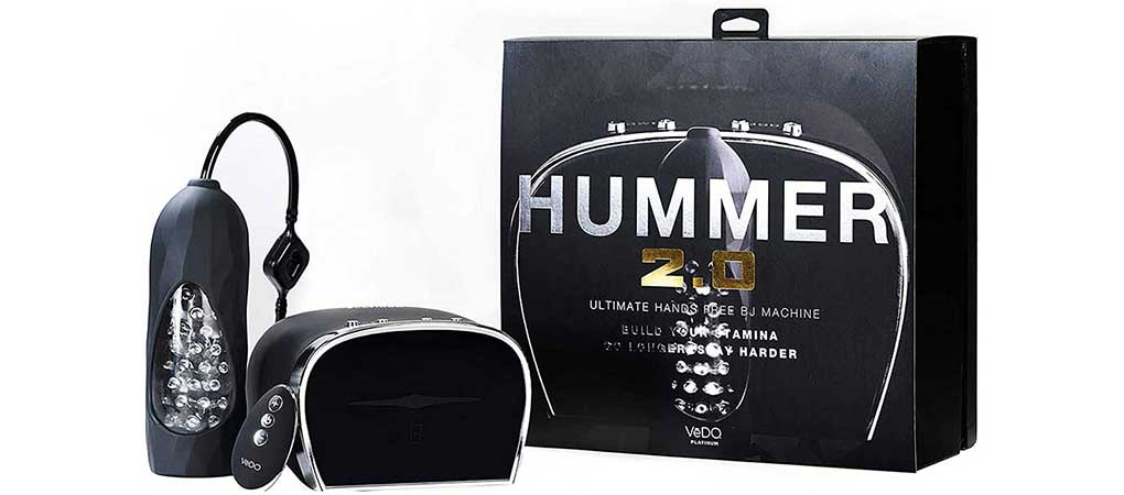 Hummer 2.0 BJ Machine Review