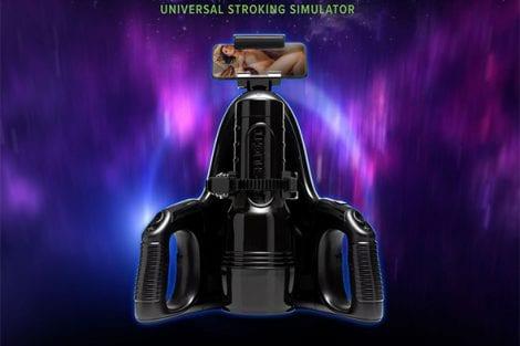 Fleshlight Universal Launch Simulator