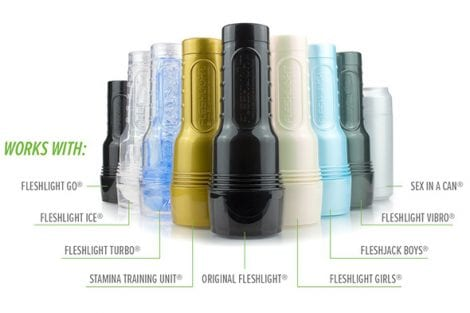 Fleshlight Universal Launch Works With