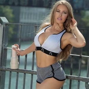 She's Fit Enough to Knock Your Socks Off – Nicole Aniston Fleshlight Review