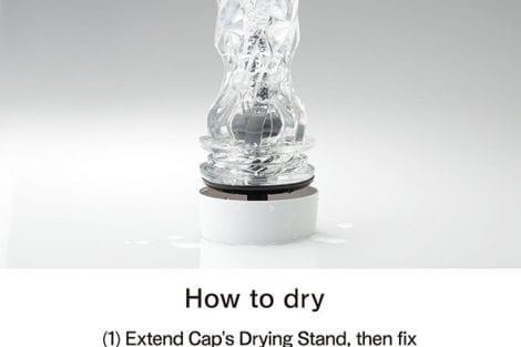 Tenga Aero Cobalt How To Dry