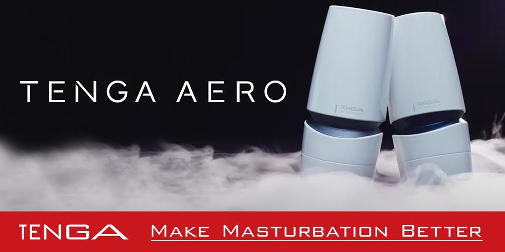 Tenga Aero Cobalt Review